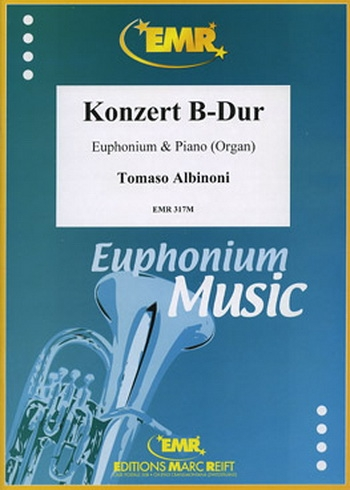 Euphonium Concerto Bb Major: Op7 No3: Euphonium