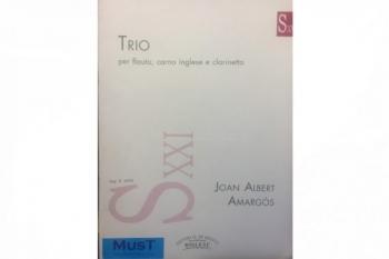 Trio: Flute Cor Anglais: Clarinet: Score and Parts