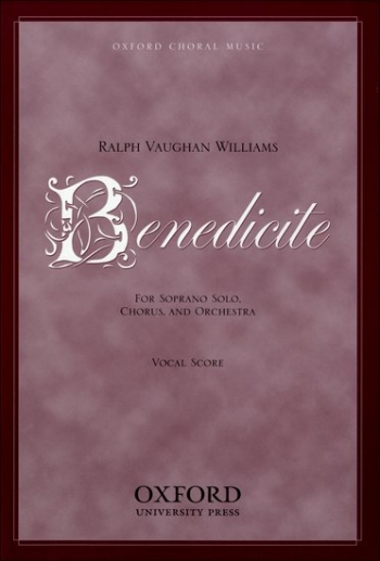 Benedicite: Satb and Childrens Chorus