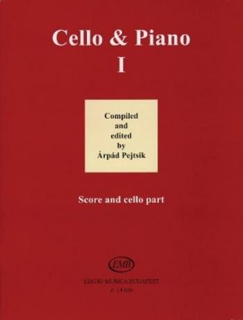 Cello Music Vol.1 Cello & Piano