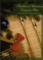 Traditional Christmas Duets For Flute: Bk & Accompaniment Cd