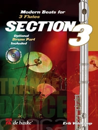 Section 3: Modern Beats For 3 Flutes: Flute Trio