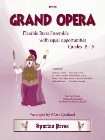 Grand Opera: Flexible Brass Ensemble