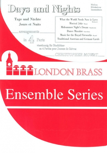 Days And Nights: Flexible  Brass In 4 Parts