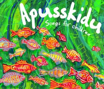 Apusskidu: Vocal: Triple CD  (A & C Black)
