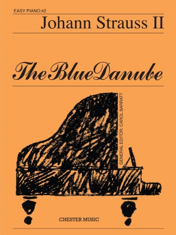 Blue Danube: Piano (Chester Ed)