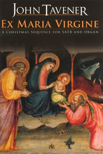 Ex Maria Virgine: Christmas Sequence: SATB And Organ: Score Only