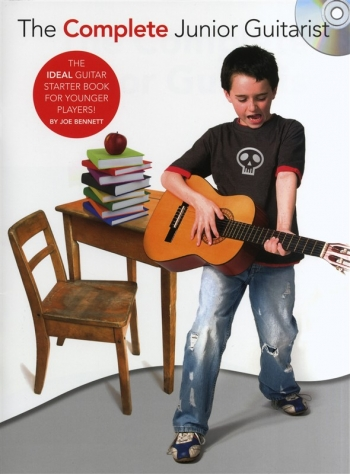 The Complete Junior Guitarist: Tutor: Guitar: Book And Cd