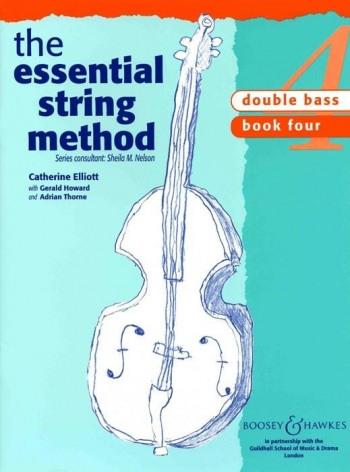 Essential String Method: Book 4: Double Bass