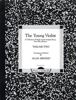 Young Violist: Vol 2: Viola & Piano