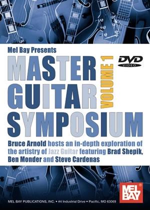 Master Guitar Symposium - Vol 1 - DVD