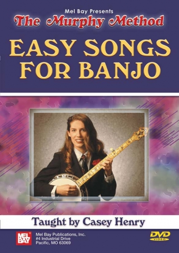 The Murphy Method: Easy Songs For The Banjo: DVD