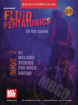 Rock Curriculum (MBGU): Fluid Pentatonics: Vol 2