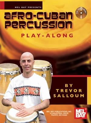 Afro-cuban Grooves Play: Along Bk&cd