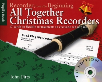 Recorder From The Beginning: All Together Christmas Recorder: Trio