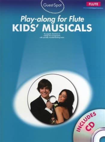 Guest Spot: Kids Musical: Flute: Book & CD