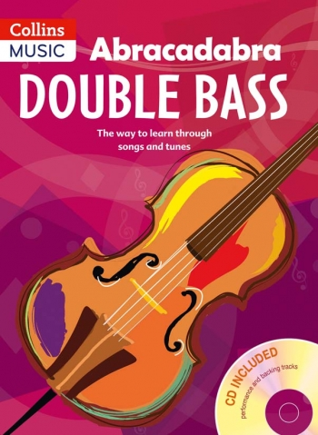 Abracadabra Double Bass: Book 1: Book & CD  (A & C Black)