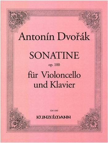 Sonatina: OP 100  Violin Trans. Cello (Peters)