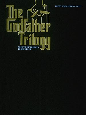 Godfather Trilogy: Piano Vocal Guitar