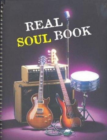 Real Soul Book: Fake Book: C Edition: Guitar
