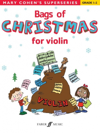 Bags Of Christmas: Violin Solo: Superseries (Cohen)