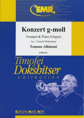 Trumpet Concerto G Minor: Trumpet & Piano