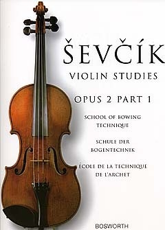 School Of Violin Technique: Op.2 Part 1 (Bosworth)