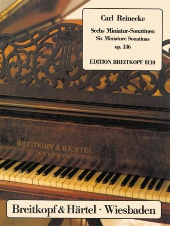 6 Miniature Sonatinas Op 136: Piano  (Breitkopf)