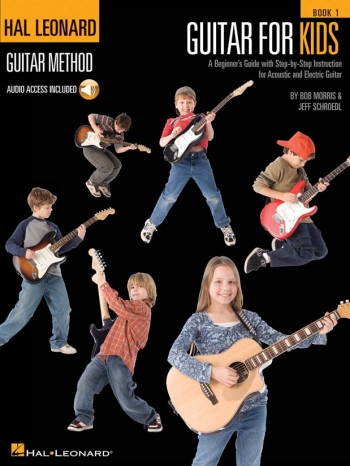 Hal Leonard Guitar Method For Kids