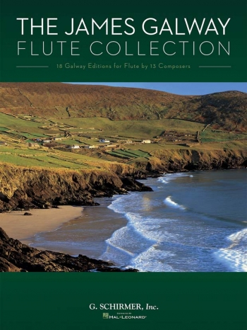 Galway Flute Collection Recorder or Flute & Piano (Schirmer)