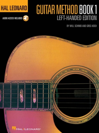Hal Leonard Guitar Method: Left Handed