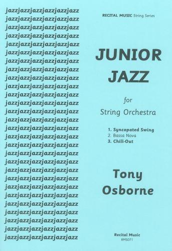 Junior Jazz: 1: String Orchestra: Sc&Pts (Tony Osborne)
