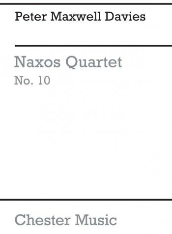 Naxos Quartet No 10: Miniature Score