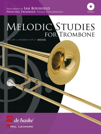 Melodic Studies For Trombone: Performed By Ian Bousfield