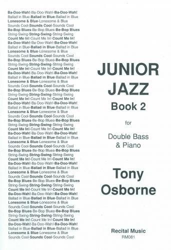 Junior Jazz: 2: Double Bass