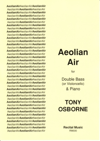 Aeolian Air: Double Bass & Piano