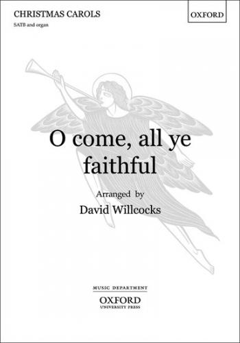 O Come All Ye Faithful: SATB: Vocal