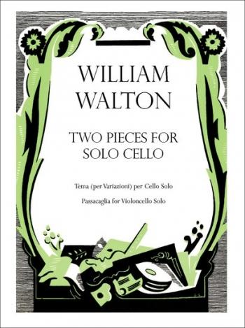 Two Solo Pieces: Cello  (Oxford)