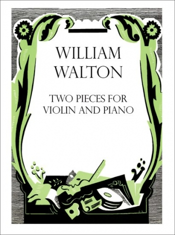 Two Pieces: Violin And Piano (OUP)