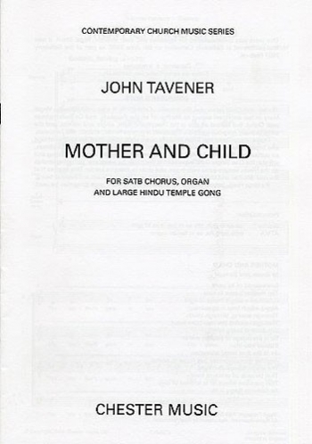 Mother And Child: SATB And Piano: Vocal Score