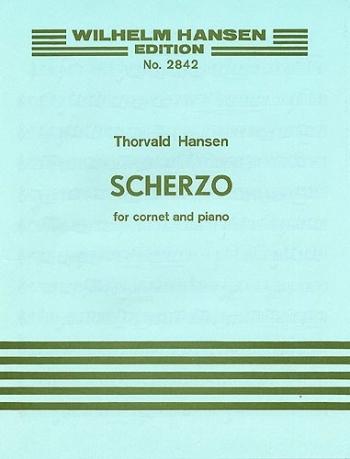 Scherzo For Cornet And Piano