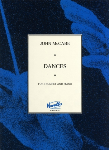 Dances For Trumpet And Piano (McCabe) (Novello)