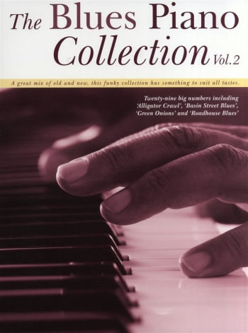 The Blues Collection Vol 2: Solo Piano