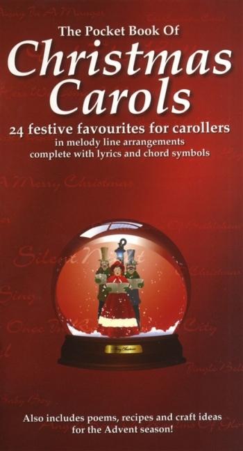 Pocket Book: Christmas Carols