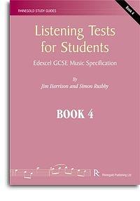 Rhinegold: Edexcel: GCSE Listening Tests: Book 4