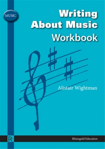 Music: Writing About Music Workbook