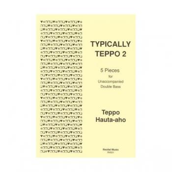 Typically Teppo 2: Unaccompanied Double Bass