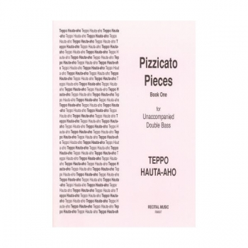 Pizzicato Pieces Book 1 : Unaccompanied Double Bass