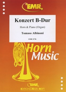 Horn Concerto Bb Minor: Horn And Piano