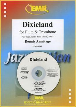 Dixieland for Flute & Trombone